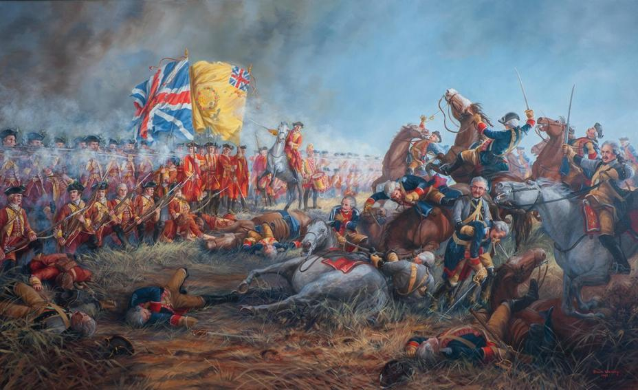 Ход Семилетней войны (1756-1763)